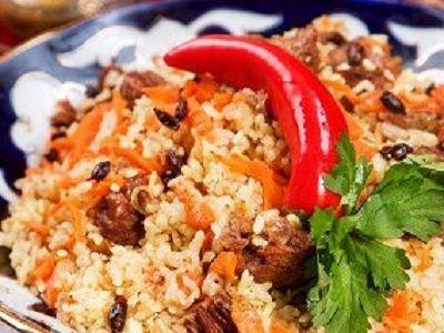 Плов с мясом и овощами рецепт с фото пошагово